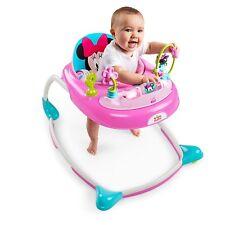 Disney Minnie Mouse Lauflernhilfe Lauflernwagen Baby Gehfrei Walker Laufwagen