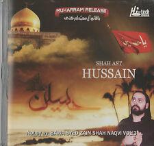 BAWA SYED ZAIN SHAH NAQVI VOL 3 - SHAH AST HUSSAIN - BRAND NEW NOHA / NOHAY CD
