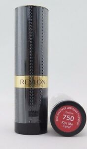 Revlon SuperLustrous Lipstick *Choose your Shade*Twin Pack*