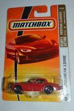 2009 MATCHBOX HERITAGE CLASSICS JAGUAR XK 120SE RED # 5 VHTF !!
