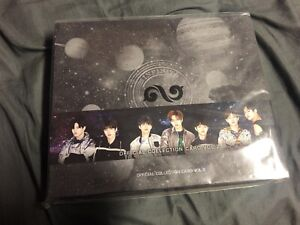 Kpop Infinite Galaxy Photocard Binder Official