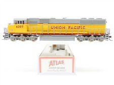 N Scale Atlas 49239 UP Union Pacific EMD SD60M Diesel Locomotive #6207 w/DCC