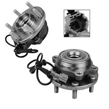 2 Front Wheel Hub Bearing Assembly for Suzuki Equator Nissan Frontier Xterra 4WD