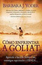 Como Enfrentar A Goliat Spanish Edition