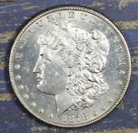 1878-S Morgan Silver Dollar Beautiful Collector Coin. FREE SHIPPING
