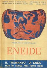 O11 Eneide Presentazione di Giuseppe Ungaretti Edisco 1972