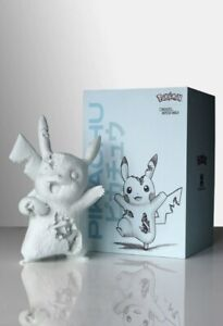 Daniel Arsham x Pokemon Crystalized Pikachu Future Archive Editions Rep