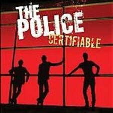 "THE POLICE ""CERTIFIABLE (LIVE)"" 3 LP VINYL NEU"