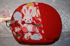 """süße kleine Tasche mit"""" Glücksbringer- Hase""""direkt aus Japan Kosmetiktasche rar!"""