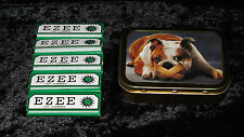 2oz TOBACOO TIN, STASH BOX, SMOKING SET, SHUSH DOG