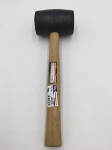 """Marshalltown RM435 Rubber Mallet 4X2 1/2"""" RRP £32 FREE SHIPPING*"""