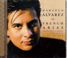 Marcelo Alvarez: French Tenor Arias Classica / Mark Elder - CD