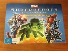 Superheroes Epic Collection 4 Disc Box Set - Like New