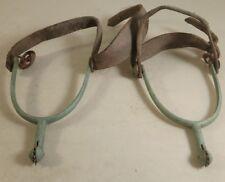 vintage spurs -  vintage horse riding spurs