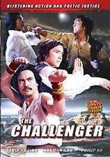 The Challenger - Hong Kong RARE Kung Fu Martial Arts Action movie - NEW DVD