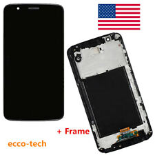 Replacement For LG Stylo 3 LS777 M430 LCD Display Touch Screen Digitizer + Frame