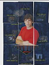 Smallville Season 3 FOIL Generations Puzzle Card G-7 G7