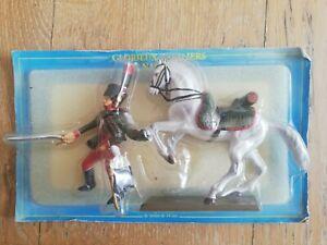 FIGURINE Starlux Empire, soldat plomb Atlas, Glorieux cavaliers de Napoléon