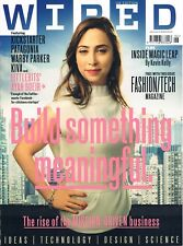 06.16 June 2016 Wired Magazine UK Edition As New