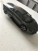 Lamborghini Reventon 1/18 Scale Mondo Motors Toy Car Model On A Stand