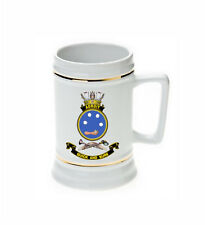 HMAS ADROIT ROYAL AUSTRALIAN NAVY BEER STEIN (IMAGE FUZZY TO STOP WEB THEFT)