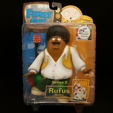 MEZCO FAMILY GUY SERIES 2 RUFUS GRIFFIN ACTION FIGURE BRAND NEW