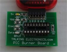 PIC12F629 IC Burner Board for PIC Chips