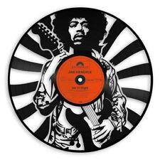 Jimi Hendrix Vinyl Wall Art Music Bands Musicians Themed Souvenir Office Decor
