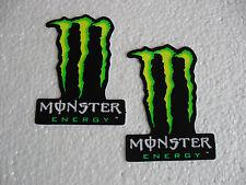 Monster autocollants stickers Racing Moto Motard Sport de Course Motorcross Tuning GT