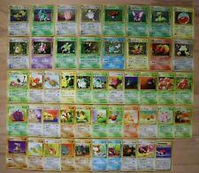 Japanese Jungle Holo Foil Rare/Non Holo Original Pokemon Cards