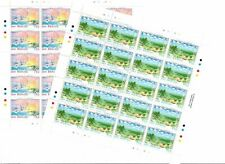 S32824 San Marino 1995 MNH Europa Cept 2v Mini Sheet