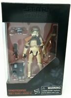 "Star Wars 2017 The Black Series Sandtrooper 3.75"" Action Figure"
