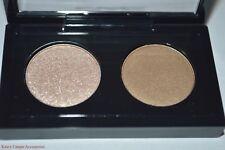 Mac Eyeshadow Duo Push the Envelope & Rocketgirl NWOB Limited Edition RARE
