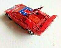 Schnelle Wheels Lamborghini Countach Diecast Modellauto Hong Kong 1: 66 64