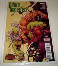 FUTURE IMPERFECT # 2  Marvel Comic   Sept 2015  NM  Secret Wars   HULK / THING