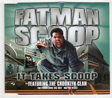 (GW648) Fatman Scoop Feat. The Crooklyn Clan, It Takes Scoop - 2003 DJ CD