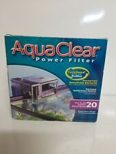 AquaClear 20 Power Filter 20 US gal