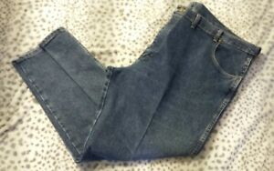 Wrangler Big Men's Denim Jeans Rugged wear Size 50 X 30