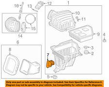 Chevrolet GM OEM Camaro Air Cleaner Intake-Inlet Duct Hose Tube Left 92229656