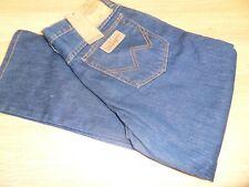Wrangler Texas Regular fit Darkstone Denim Jeans BNWT Mens  Width 34 Length 32