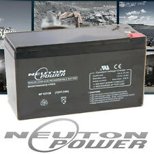 Neuton Power NP1270 12V 7.0Ah AGM Sealed Lead Acid Battery