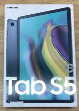 Samsung Galaxy Tab S5e 64GB, Wi-Fi, 10.5in - Black SM-T720NZKAXAR