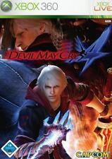 Xbox 360 DEVIL MAY CRY 4 DEUTSCH Neuwertig