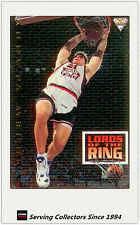 1994 Australia Basketball Card NBL Regular S1 Lord Of The Ring LR6:A. Vlahov