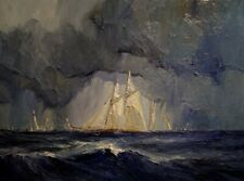 """ Sea "", 80cm x 60cm,  Justyna Kopania"