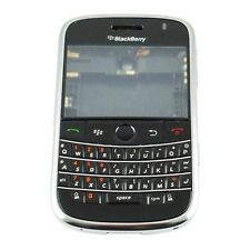 OEM FULL HOUSING FACE-PLATE COMPLETE REPLACEMENT PARTS for BLACKBERRY BOLD 9000