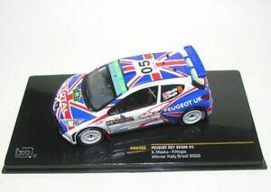 Peugeot 207 S2000 No. 5 Winner Rally Brazil 2009