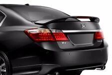 PAINTED FACTORY STYLE SPOILER fits the 2013 2014 2015 2016 2017 HONDA ACCORD 4DR