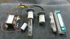 Metal Halide Light Sockets(2)for Aquarium Lighting, Bulbs and Ballast Included!