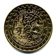 77 DISNEY 25 ans, 2018, Monnaie de Paris